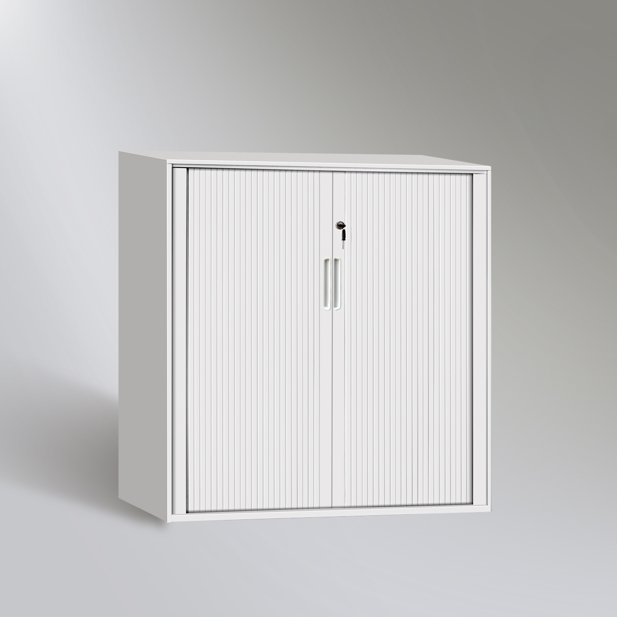 Roller Shutter Door Metal Lockable Storage Cabinet