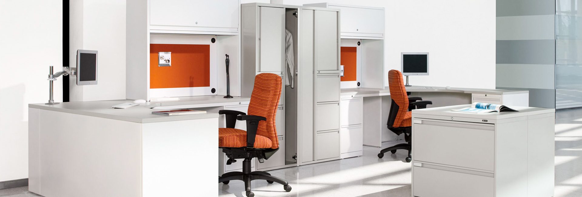 Metal Office Lateral Filing Storage Cabinet