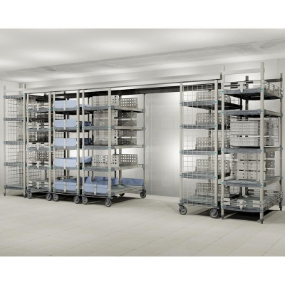 What is High Density Mobile Shelving?