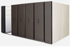 Manual Operate Filing Storage Compact Mobile Shelving